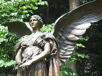 Angel of Peace by Daniel Chester French